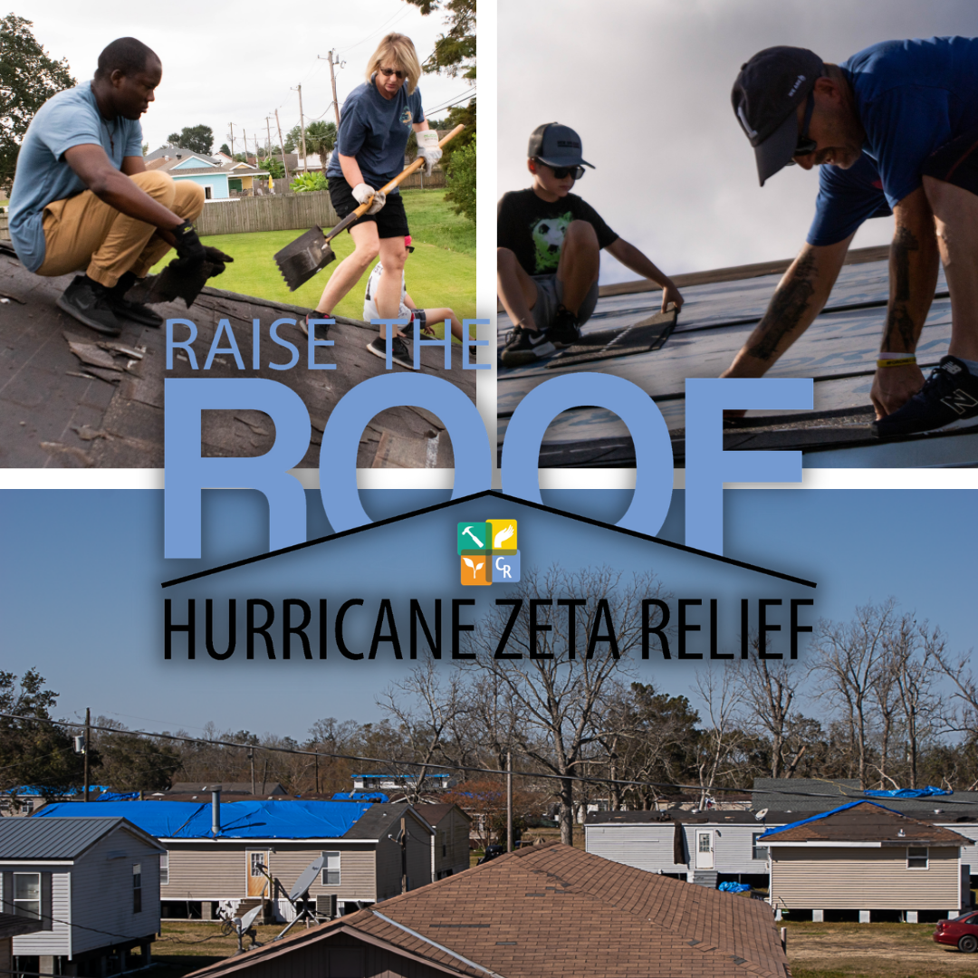 Raise the Roof Hurricane Zeta Relief